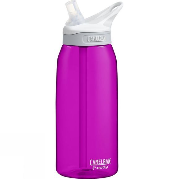 CamelBak Eddy 1L Water Bottle Azalea