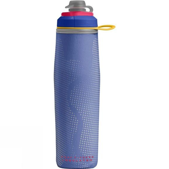 CamelBak Peak Fitness Chill 750ml Bottle Ultramarine/Peach