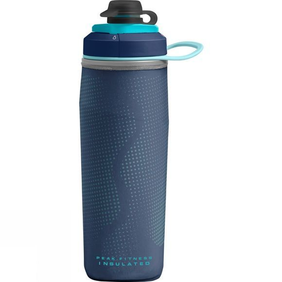 CamelBak Peak Fitness Chill Bottle 500ml Navy/Blue
