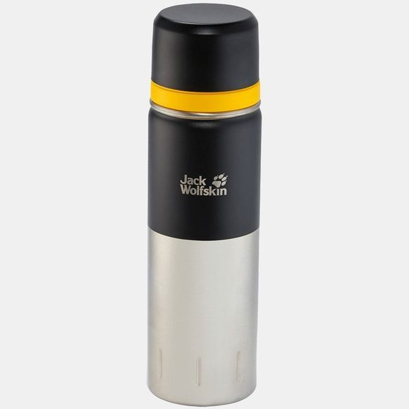 Jack Wolfskin Kolima 1.0 Insulated Bottle Black
