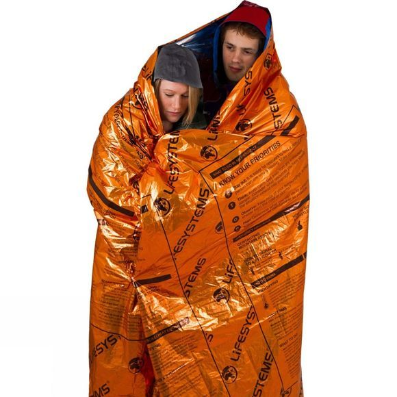 Lifesystems Heatshield Blanket Double No colour