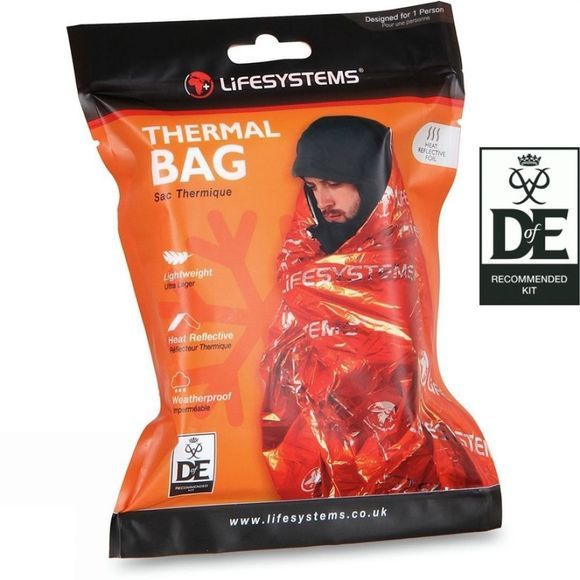 Lifesystems Thermal Bag Orange