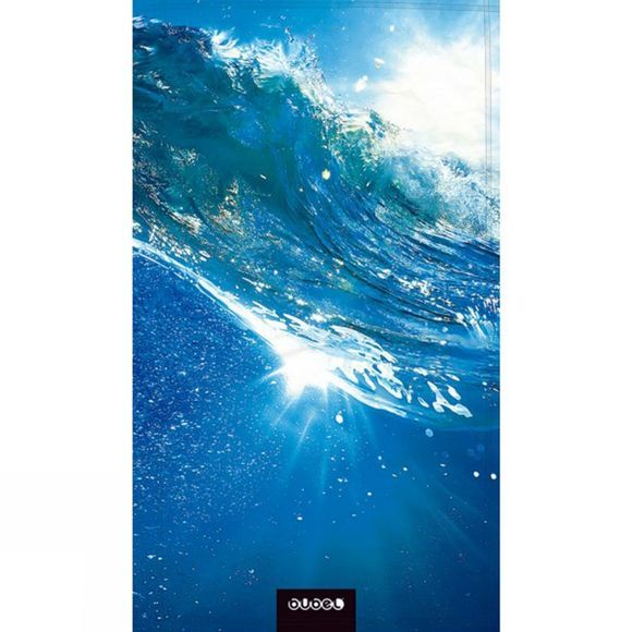 Bubel Beach Towel Clear