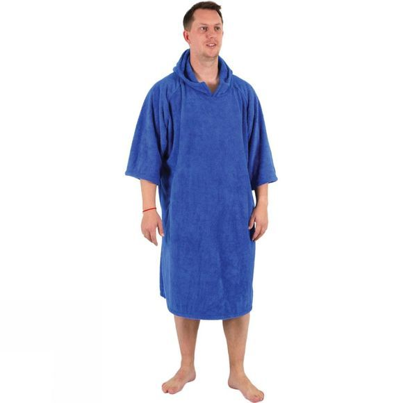 Lifeventure Warm Changing Robe Blue