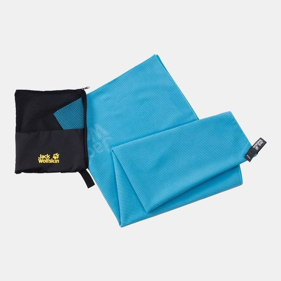 Jack Wolfskin Great Barrier Towel XL Turquoise