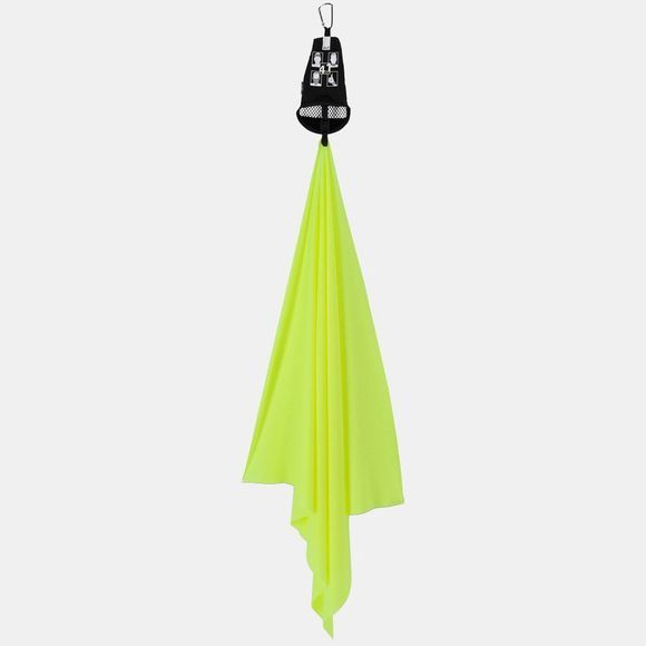 Jack Wolfskin Ultra Cool Towel (Large) Neon Yellow
