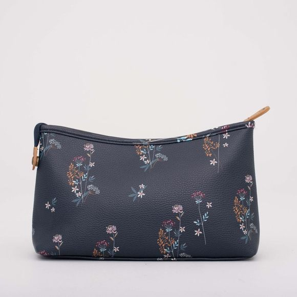 Womens Floral Wash Bag