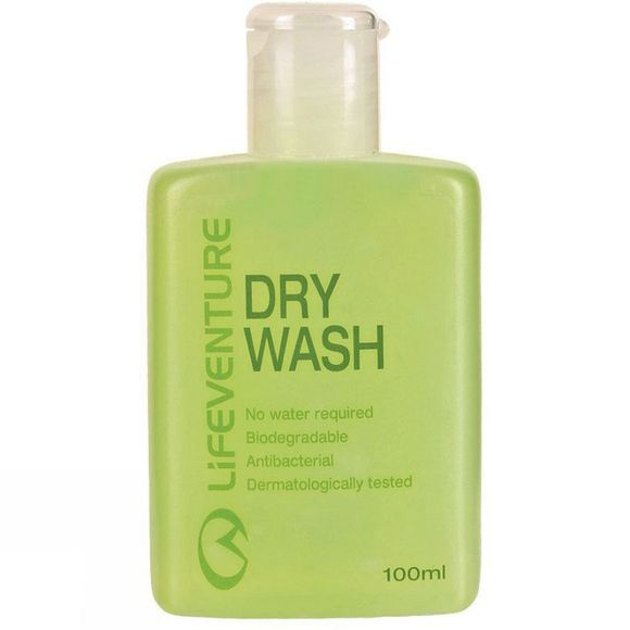 Lifeventure Drywash (100ml) 2013 No Colour