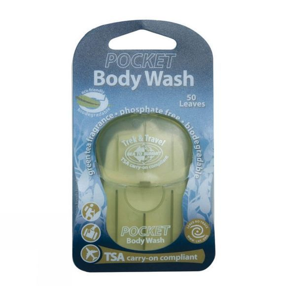 Trek and Travel Body Wash 89ml