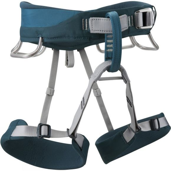 Black Diamond Primrose SA Climbing Harness Moroccan Blue