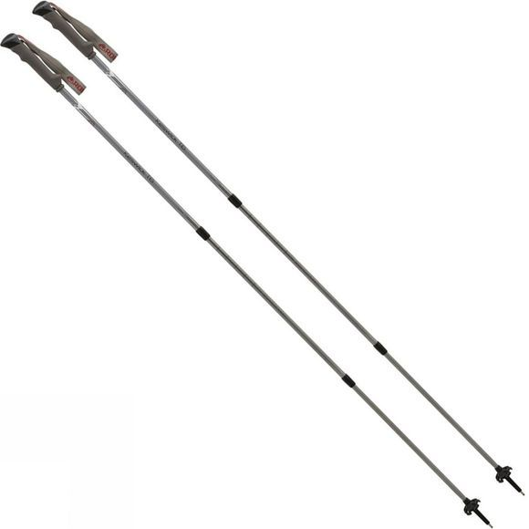 Robens Keswick T6 Walking Pole (Pair) No Colour