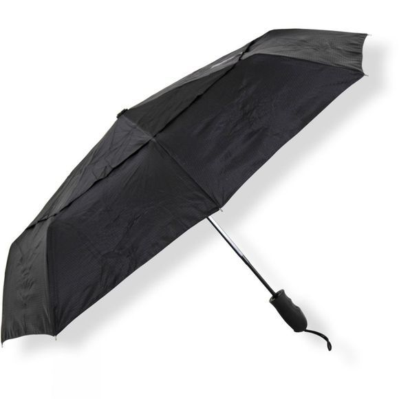 Lifeventure Trek Umbrella Medium Black