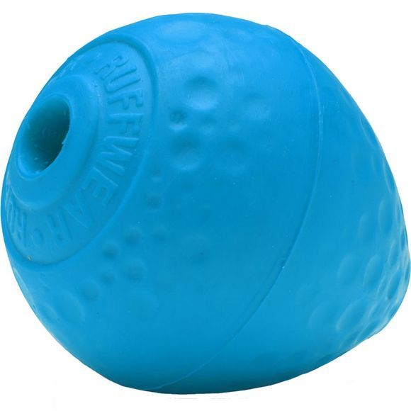 Ruff Wear Turnup Dog Toy Metolius Blue