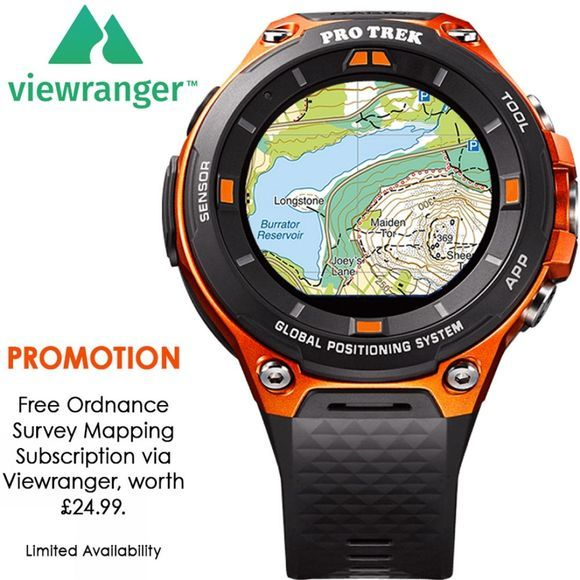 ProTrek Smart Watch WSD-F20