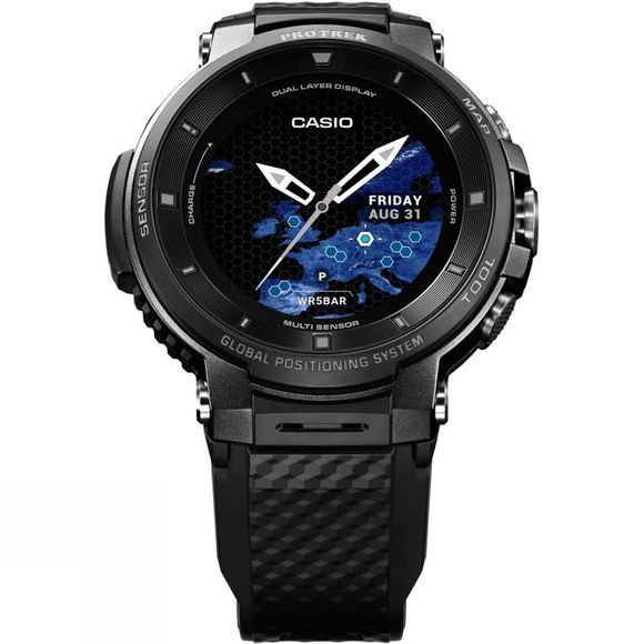 Casio  ProTrek Smart Watch WSD-F30 Black