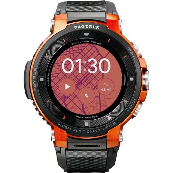Casio  Pro Trek Smart Watch WSD-F30 Orange