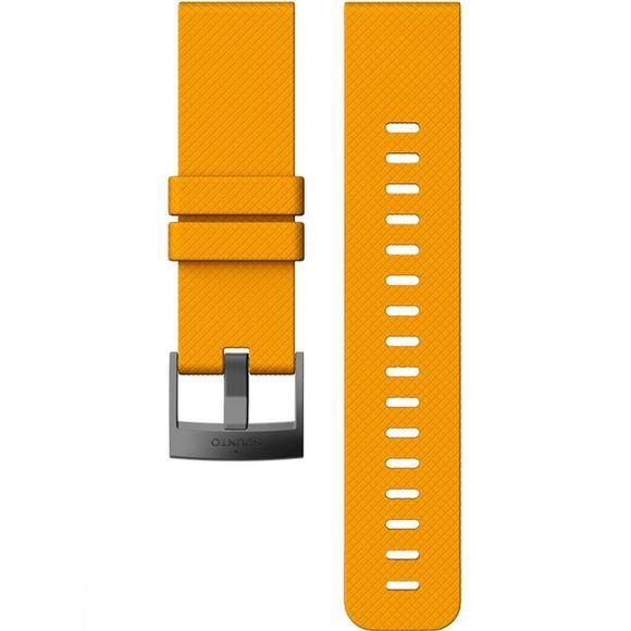 Suunto Replacement Traverse Silicone Strap Amber