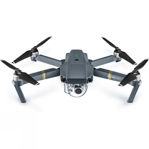 DJI Mavic Pro Drone Fly More Combo No Colour