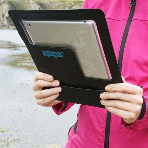Trailproof waterproof iPad case