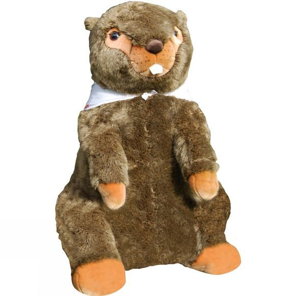 Marmot Cuddling Marmot Large Brown