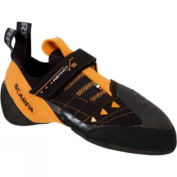 Scarpa Mens Instinct VS Shoe Black/Orange