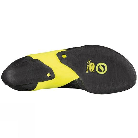 Scarpa Mens Vapor V Shoe Ocean/Yellow