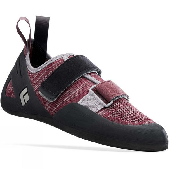 Black Diamond Womens Momentum Climbing Shoe Merlot