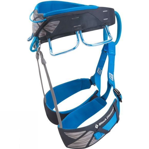Black Diamond Aspect Harness Deep Blue