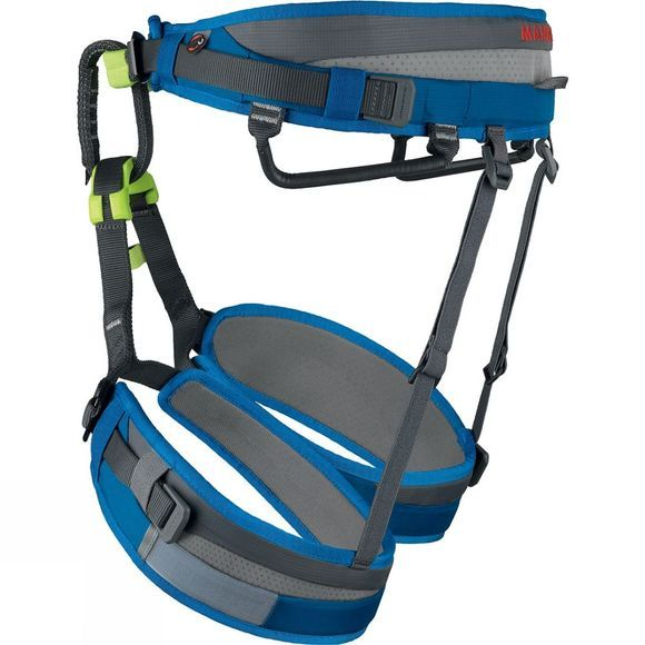 Mammut Ophir Rental Harness Nautica/Smoke