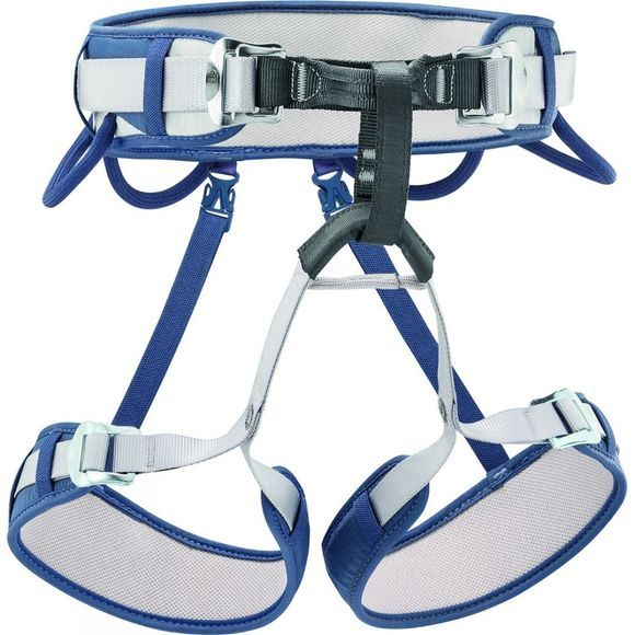 Petzl Corax Harness Blue Jean