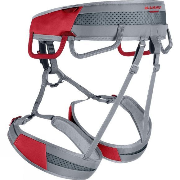 Mammut Ophir Speedfit Harness Lava/Iron
