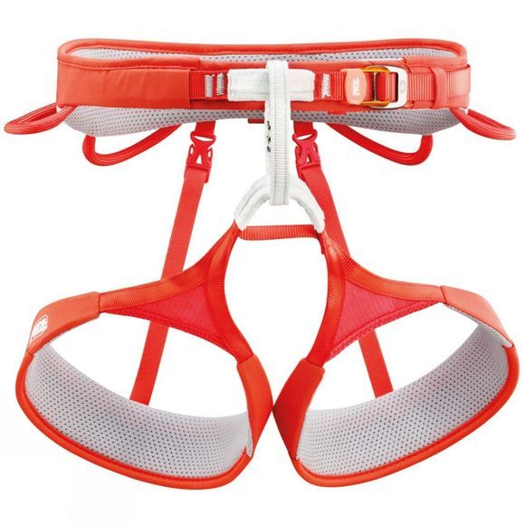 Petzl Hirundos Harness Red