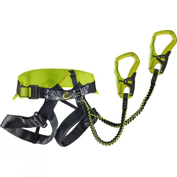 Edelrid Jester Comfort Harness Night-Oasis
