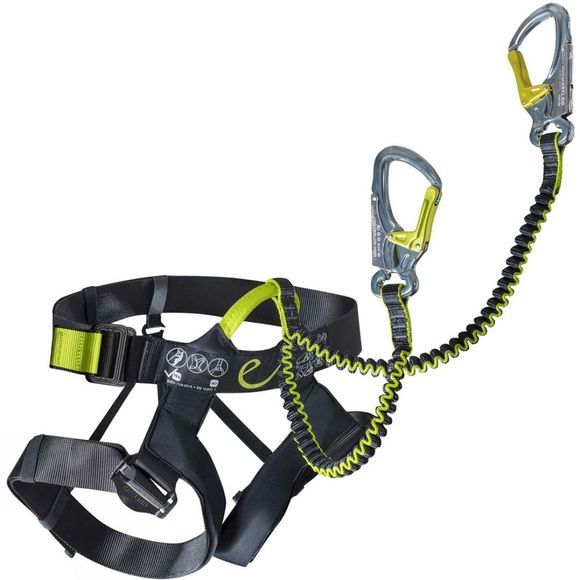 Edelrid Jester Harness Night-Oasis