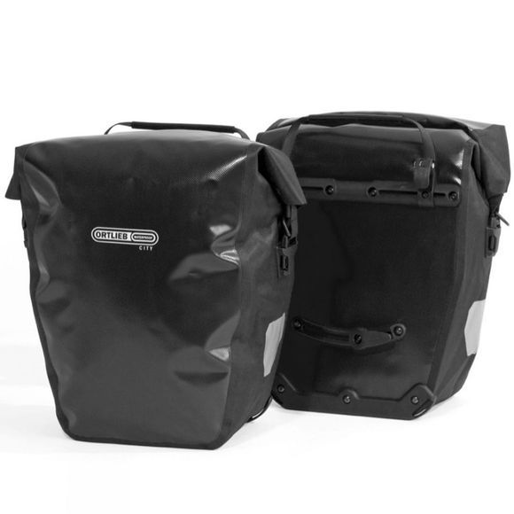 Ortlieb Back-Roller City Pannier (Pair) Black