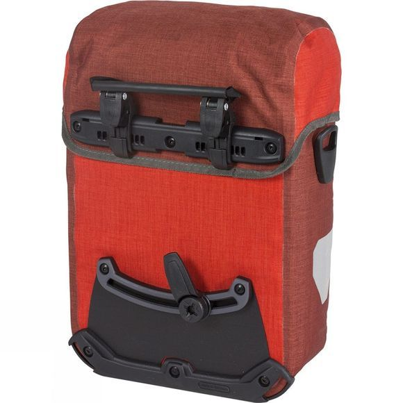 Ortlieb Sport Packer Plus Pannier QL2.1 (Pair) Signal Red/Chilli
