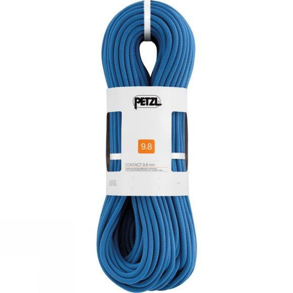 Petzl Contact 9.8mm Rope 60m Blue