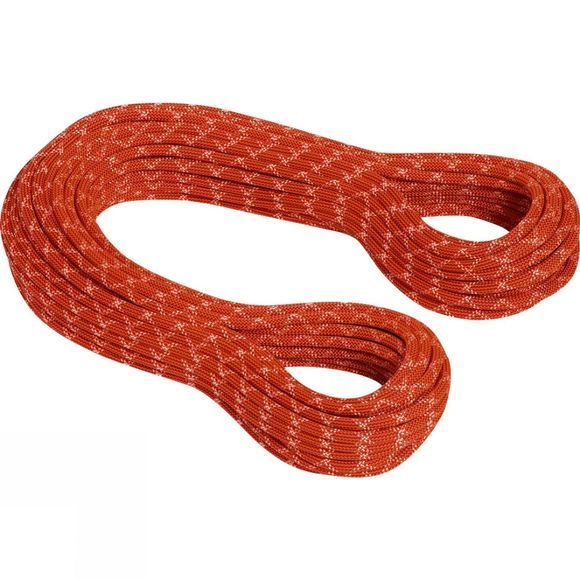 Mammut 9.2 Revelation Protect 60m Rope Protect Standard, Neon Orange/Fire