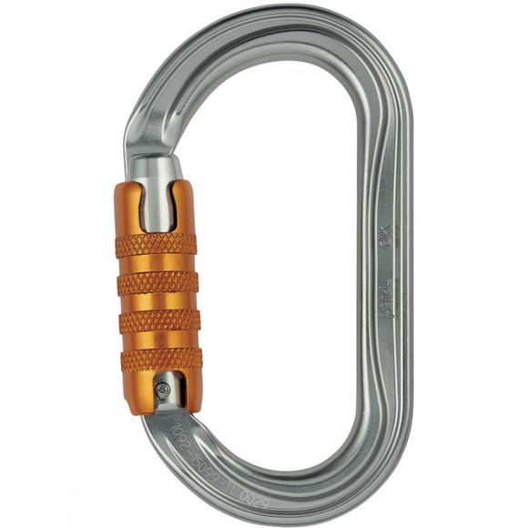 Petzl OK Triact-Lock Carabiner No Colour
