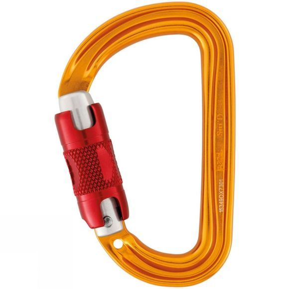 Petzl SM'D Twist Lock Carabiner No Colour