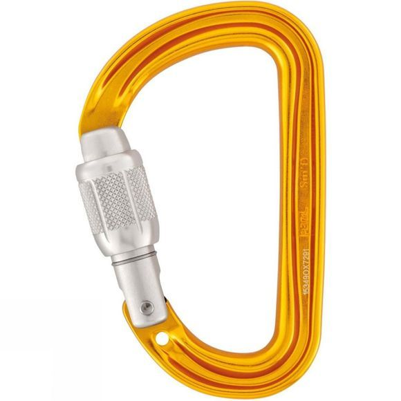 Petzl SM'D Screw Lock Carabiner No Colour