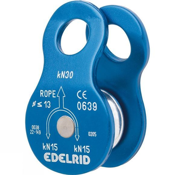 Edelrid Turn pulley Blue