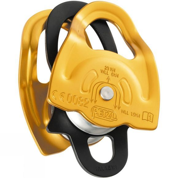 Petzl Gemini Double Prusik Pulley No Colour