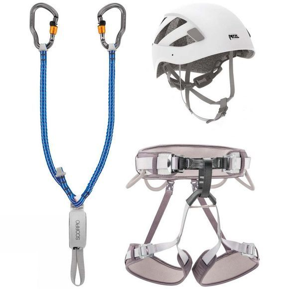 Petzl Vertigo Via Ferrata Kit No Colour