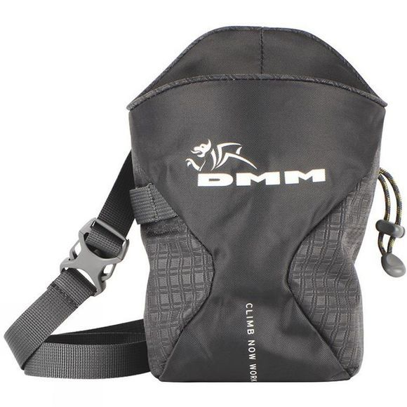 DMM Traction Chalk Bag Black/Black