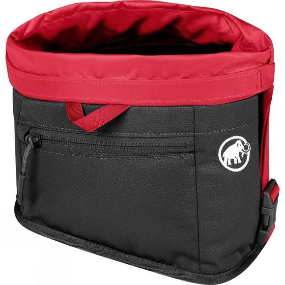 Mammut Boulder Chalk Bag Black/Inferno
