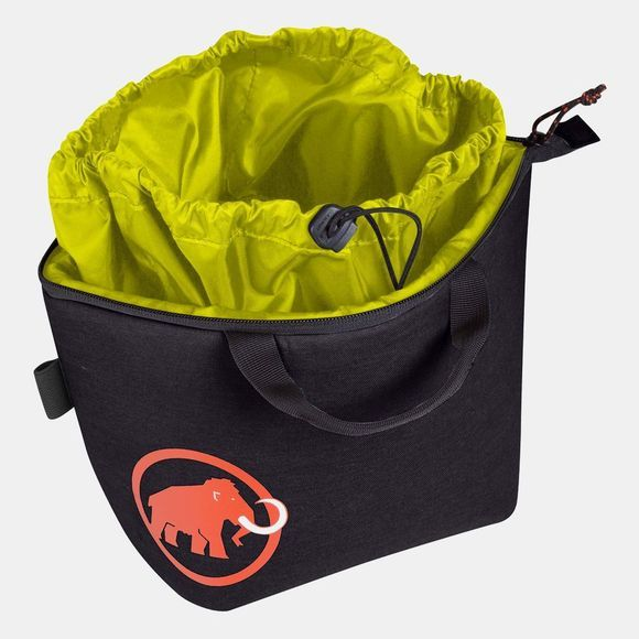 Mammut Magic Boulder Chalk Bag Black