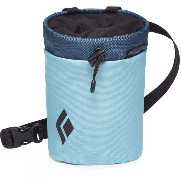 Black Diamond Repo Chalk Bag Ocean
