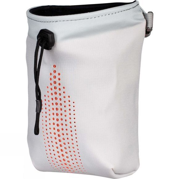 Mammut Sender Chalk Bag Lt Grey        /Orange