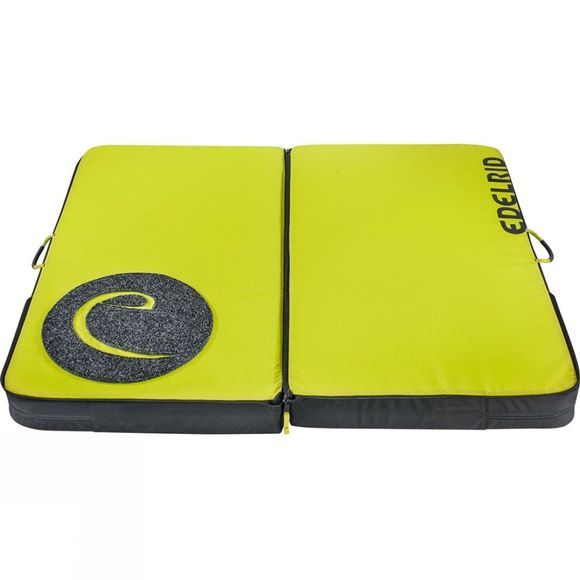 Edelrid Mantle II Bouldering Mat Night-Oasis